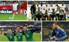 Robertas Lewandowskis, Vokietijos rinktinė, Šiaurės Airijos futbolininkai, Andrejus Jermolenka (Sipa ir Reuters nuotr.)