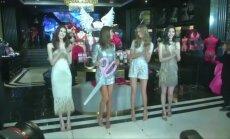 """""""Victoria's Secret"""" angelai Šanchajuje atidarė didžiulę parduotuvę"""