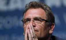 FIFA generalinis sekretorius Jerome'as Valcke