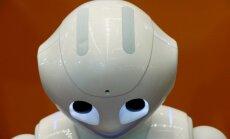 Robotas (asociatyvi iliustracija)
