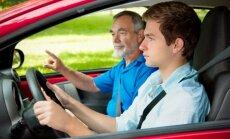 Mokymas vairuoti