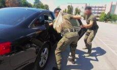 Serbijos Specialiosios paskirties kariniame būryje tarnaujanti moteris rengiasi iššūkiui