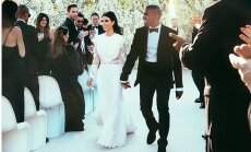 Kim Kardashian ir Kanye Westo vestuvės