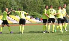 Palangos futbolininkai / Foto: fkpalanga.lt