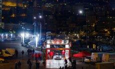 Istorinio Monte Karlo ralio finišas