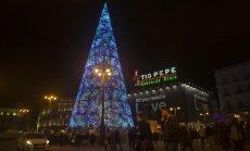 Puerta del Sol aikštė Madride