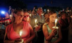 Greislende surengta kasmetinė Elvio Presley gerbėjų procesija