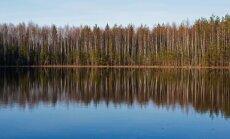 Ežeras Karelijoje