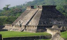 El Tajín Pyramid Complex, Mexico