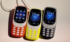 """""""120s"""" žinios: sumušta 7 mėnesių mergytė ir legendinės """"Nokia 3310"""" sugrįžimas"""
