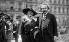 Kodėl A. Einšteinas nė už ką nepraleido pasivaikščiojimų