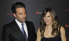 Benas Affleckas ir Jennifer Garner