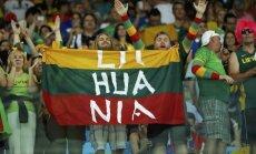 Lietuvos krepšinio aistruoliai