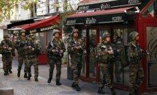 Kariai Paryžiuje