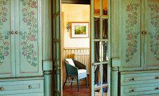 Antikvariniai baldai, interjeras