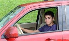 Jaunas vairuotojas