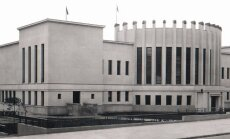 Nacionalinio M. K. Čiurlionio muziejaus pastatas praveria duris
