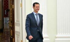 Basharas al Assadas, kremlin.ru nuotr.