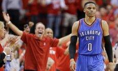 R. Westbrookas pasiekė dar vieną NBA rekordą.
