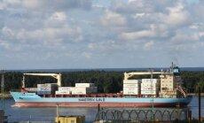 Laivas Maersk Arkansas KVJUD nuotr.