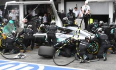 "N. Rosbergas Belgijoje išbandys ""Halo"""
