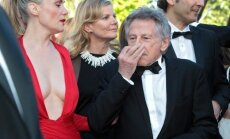 Roman Polanski ir Emmanuelle Seigner