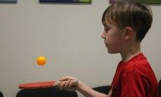 Šeimos sporto savaitėje vaikai galėjo išbandyti net kapueirą