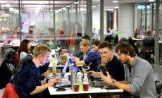 """Hacker Games: Vilnius"" hakatonas"