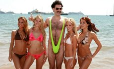 Sacha Baronas Cohenas žurnalisto Borato vaidmenyje