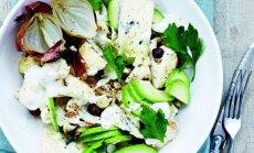 Salotų bumas: 5 receptai, kurie patiks visiems