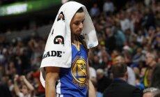 S. Curry sužaidė vienas blogiausių sezono rungtynių.