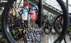 Miesto dviračiai ir jų aksesuarai