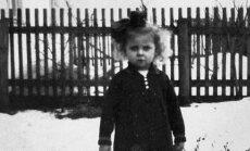 Lyzabetė Frydlande (Romuvoje), Rytų Prūsijoje, 1940.