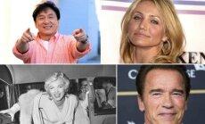 J. Chanas, C. Diaz, M. Monroe, A. Schwarzeneggeris