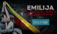 """Filmo """"Emilija iš Laisvės alėjos"""" premjeros užkulisiai: interviu su filmo kūrėjais ir aktoriais"""