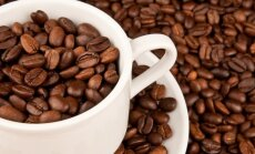 Kava, kavos pupelės