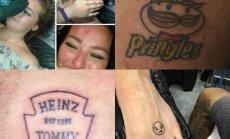Britų tatuiruotės