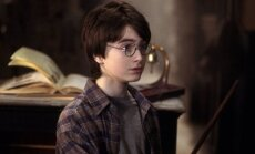 """Kadras iš filmo """"Haris Poteris ir išminties akmuo"""""""