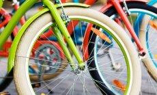 Kaip nudažyti dviratį