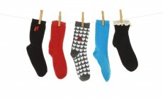 Būdai, kaip buityje panaudoti be poros likusią kojinę