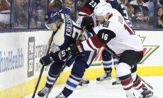 NHL: Coyotes – Blue Jackets