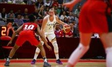 Lietuvos moterų krepšinio rinktinė Kinijoje pralaimėjo ir antras rungtynes