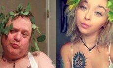 Chrisas Martinas kartoja dukters asmenukę