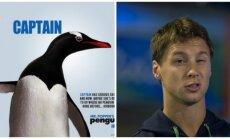 Pono Poperio pingvinas ir Ričardas Berankis
