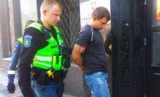 Sulaikytas vyras melagingai pranešęs apie užminuotą Kauno oro uostą