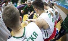 Lietuvos jaunių U-18 krepšinio rinktinė