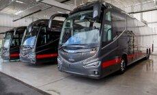 Nauji Lux Express autobusai