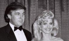 Ivana Trump ir Donaldas Trumpas. 1987-1991 m.