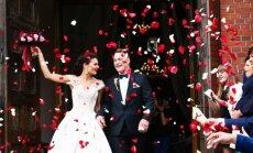 D. Čižausko ir I. Šakinytės vestuvės