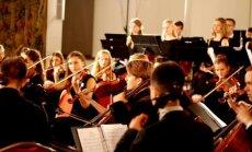 Nacionalinės M. K. Čiurlionio menų mokyklos simfoninis orkestras